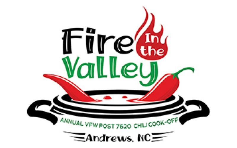 Fire in the Valley Chili Cook-off is Jan. 23.