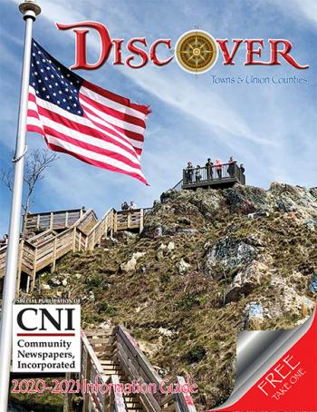 Discover Towns & Union Counties 2020