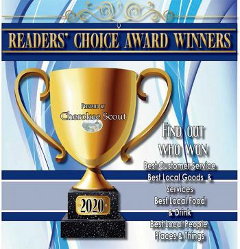 Cherokee County Readers' Choice