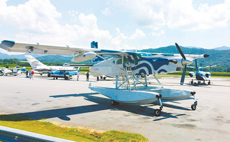 Cherokee County officials say aircraft have been returning to Western Carolina Regional Airport in Andrews since Gaylund Trull has been operating the facility.