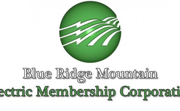Blue Ridge Mountain EMC held its annual meeting last week.