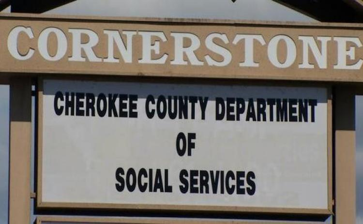 The Cherokee County Department of Social Services is on U.S. 64 West in Ranger.